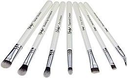 Düfte, Parfümerie und Kosmetik Make-up Pinselset 7-tlg. - Nanshy Eye Brush Set P. White