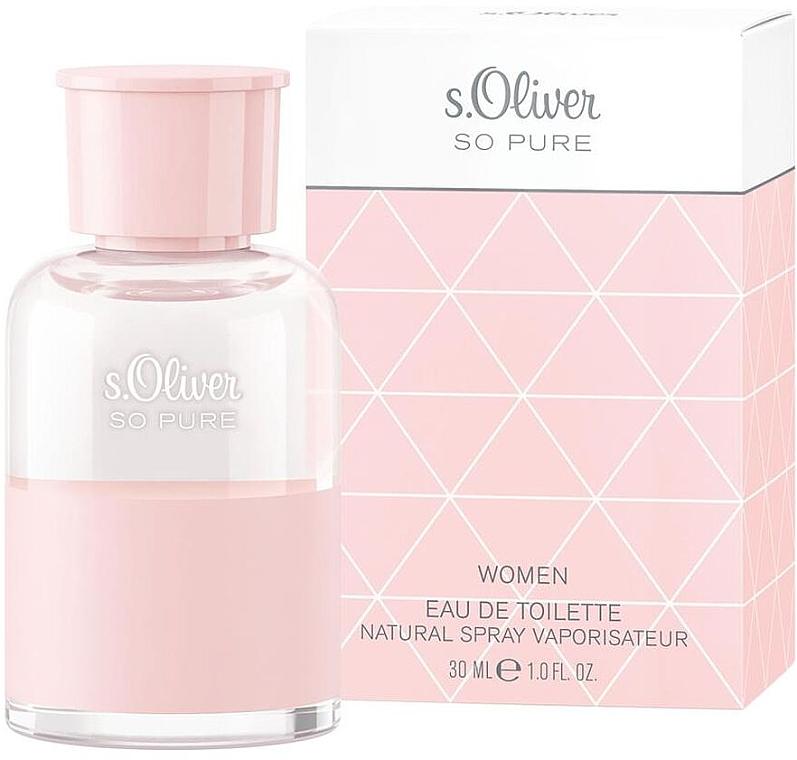 S. Oliver So Pure Women - Eau de Toilette