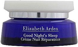 Düfte, Parfümerie und Kosmetik Regenerierende Nachtcreme - Elizabeth Arden Good Night`s Sleep Restoring Cream