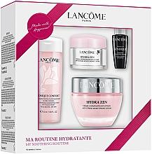Düfte, Parfümerie und Kosmetik Gesichtspflegeset - Lancome Hydra Zen (Gesichtslotion 50ml + Gesichtskonzentrat 7ml + Creme-Gel für das Gesicht 15ml + Gesichtscreme 50ml)