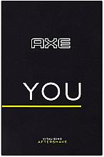 Düfte, Parfümerie und Kosmetik Beruhigende After Shave Lotion - Axe You
