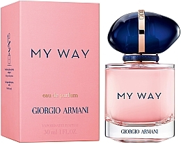 Düfte, Parfümerie und Kosmetik Giorgio Armani My Way - Eau de Parfum