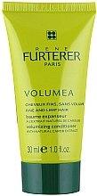 Düfte, Parfümerie und Kosmetik Volumen-Balsam für feines und schlaffes Haar - Rene Furterer Volumea Volumizing Conditioner