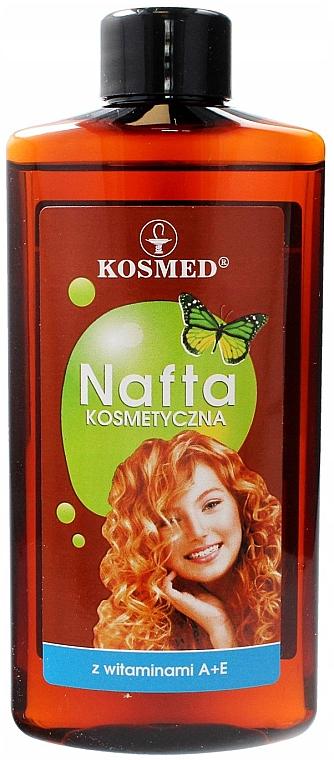 Kosmetisches Haaröl mit Vitamin A und E - Kosmed
