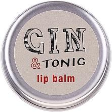 Düfte, Parfümerie und Kosmetik Handgemachter Lippenbalsam mit Gurken- und Holunderblüten - Bath House Gin & Tonic Lip Balm Lemon & Juniper