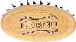 Düfte, Parfümerie und Kosmetik Schnurrbart-Bürste - Proraso Old Style Moustache Brush