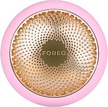 Düfte, Parfümerie und Kosmetik UFO 2-Beauty-Gerät pink mit Led-thermoaktivierende Smart-Maske - Foreo UFO 2 Power Mask Light Therapy Device Pearl Pink