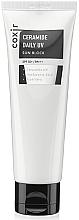 Düfte, Parfümerie und Kosmetik Sonnenschutzcreme für das Gesicht mit Ceramiden, Hyaluronsäure und Aloe Vera - Coxir Ceramide Daily UV Sun Block
