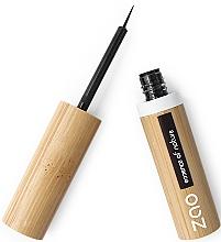 Düfte, Parfümerie und Kosmetik Flüssiger Eyeliner - Zao Liquid Eyeliner