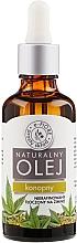 Düfte, Parfümerie und Kosmetik Unraffiniertes kaltgepresstes Hanföl - E-Fiore Natural Unrefined Hemp Oil