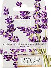 Düfte, Parfümerie und Kosmetik Anti-Akne-Roller mit Iris für Problemhaut - Ryor Aknestop Roll-On With Iris