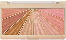 Düfte, Parfümerie und Kosmetik Schimmer-Palette - Milani Luminoso Glow Shimmering Face Palette