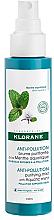 Düfte, Parfümerie und Kosmetik Haarschutz-Nebel - Klorane Aquatic Mint