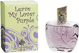 Düfte, Parfümerie und Kosmetik Real Time Leave My Lover Purple - Eau de Parfum