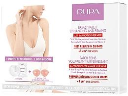 Düfte, Parfümerie und Kosmetik Patches für straffere, festere und vollere Brüste - Pupa Breast Patch Enhancing and Firming Set