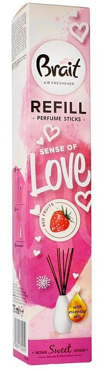 Raumerfrischer Red Fruits - Brait Home Sweet Home Sense Of Love — Bild N1