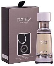 Düfte, Parfümerie und Kosmetik Armaf Tag Him Pour Homme Non Alcoholic Perfume Oil - Luxuriöses parfümiertes Öl