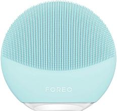 Düfte, Parfümerie und Kosmetik Reinigende Smart-Massagebürste für das Gesicht Luna Mini 3 Mint - Foreo Luna Mini 3 Facial Cleansing Brush Mint