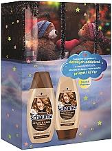 Düfte, Parfümerie und Kosmetik Haarpflegeset - Schwarzkopf Schauma Charity Box (Haarshampoo 250ml + Haarspülung 200ml)
