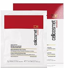 Düfte, Parfümerie und Kosmetik Hydratisierende & aufhellende BioCellulose-Gesichtsmaske - Cellcosmet Swiss Biotech CellBrightening Mask
