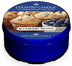 Düfte, Parfümerie und Kosmetik Duftkerze Daylight Blueberry Muffin - Country Candle Blueberry Muffin Daylight