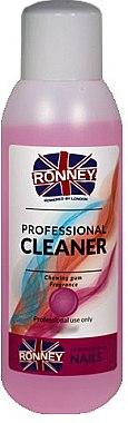 Nagelentfetter mit Kaugummiduft - Ronney Professional Nail Cleaner Chewing Gum — Bild N1
