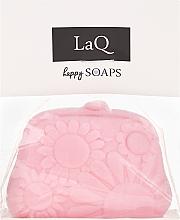 Düfte, Parfümerie und Kosmetik Handgemachte Glycerinseife Geldbeutel mit Kirschduft - LaQ Happy Soaps Natural Soap