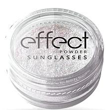 Düfte, Parfümerie und Kosmetik Nagelpuder - Silcare Sunglasses Effect Powder
