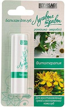Lippenbalsam mit Kamille und Johanniskraut - Luxvisage — Bild N1