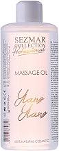 Düfte, Parfümerie und Kosmetik Massageöl Ylang Ylang - Hristina Cosmetics Sezmar Professional Massage Oil Ylang Ylang