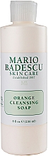 Düfte, Parfümerie und Kosmetik Reinigungsseife für das Gesicht mit Orangenschalenextrakt - Mario Badescu Orange Cleansing Soap