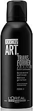 Düfte, Parfümerie und Kosmetik Gel-zu-Schaum für flexible Fixierung und Volumen - L'Oreal Professionnel Tecni Art Trans Former Texture Multi-Use Gel-To-Foam