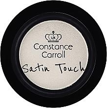 Düfte, Parfümerie und Kosmetik Lidschatten - Constance Carroll Satin Touch Mono