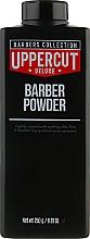 Düfte, Parfümerie und Kosmetik Puder zur Beruhigung der empfindlichen Haut nach der Rasur und dem Haarschnitt mit Aloe Vera - Uppercut Deluxe Barber Powder