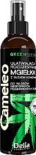 Düfte, Parfümerie und Kosmetik Entwirrendes Haarspray mit Hanföl - Delia Cosmetics Cameleo Green