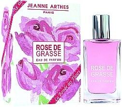 Düfte, Parfümerie und Kosmetik Jeanne Arthes Rose de Grasse - Eau de Parfum