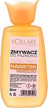 Düfte, Parfümerie und Kosmetik Nagellackentferner mit Ringelblumenextrakt und Vitamin E - Vollare Cosmetics
