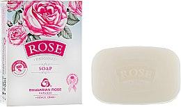 Düfte, Parfümerie und Kosmetik Parfümierte Körperseife - Bulgarian Rose Rose Original Soap