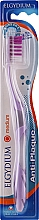 Düfte, Parfümerie und Kosmetik Zahnbürste mittel Anti-Plaque violett - Elgydium Anti-Plaque Medium Toothbrush