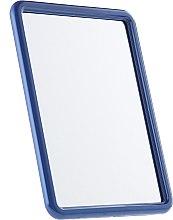 Düfte, Parfümerie und Kosmetik Kosmetispiegel mit Ständer 14x19 cm 9254 blau - Donegal One Side Mirror