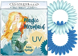 Düfte, Parfümerie und Kosmetik Haargummis 3 St. - Invisibobble Original Ocean Tango
