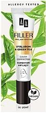 Düfte, Parfümerie und Kosmetik Gesichtsconcealer - AA Filler Cover Corrector