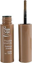 Düfte, Parfümerie und Kosmetik Augenbrauenpuder mit Applikator - Peggy Sage Eyebrow Powder