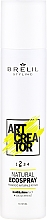 Düfte, Parfümerie und Kosmetik Haarspray mit Kaktusextrakt Mittlerer Halt - Brelil Art Creator Natural Ecospray