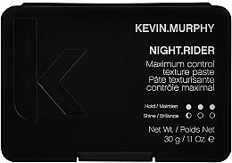 Düfte, Parfümerie und Kosmetik Parabenfreie Stylingpaste mit lang anhaltender, starker Halt - Kevin.Murphy Night.Rider Matte Texture Paste Firm Hold