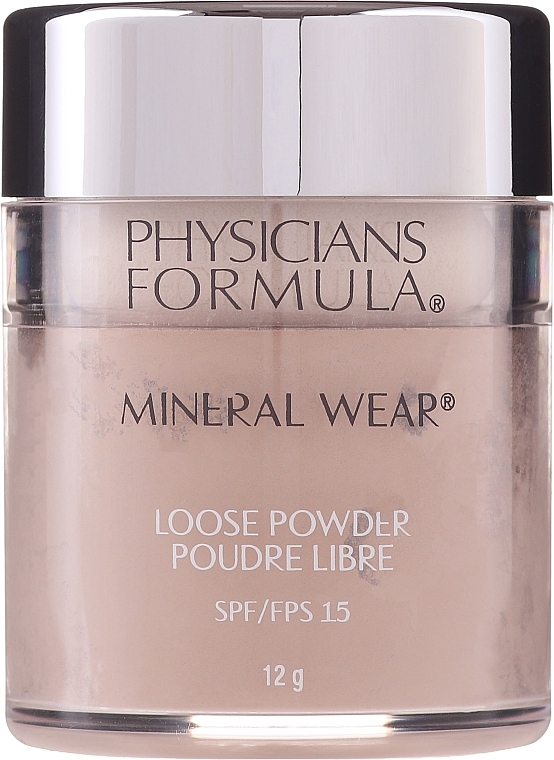 Loser Mineralpuder mit LSF 16 - Physicians Formula Mineral Wear Loose Powder SPF 16