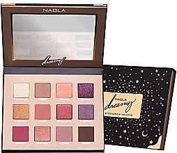 Düfte, Parfümerie und Kosmetik Lidschattenpalette - Nabla Dreamy Eyeshadow Palette