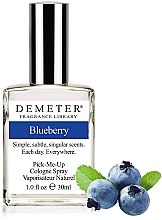 Düfte, Parfümerie und Kosmetik Demeter Fragrance Blueberry - Eau de Cologne