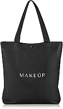 Düfte, Parfümerie und Kosmetik Schwarze Tasche 38x39x9cm - MakeUp