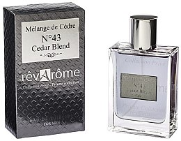 Düfte, Parfümerie und Kosmetik Revarome Private Collection No.43 Cedar Blend - Eau de Toilette